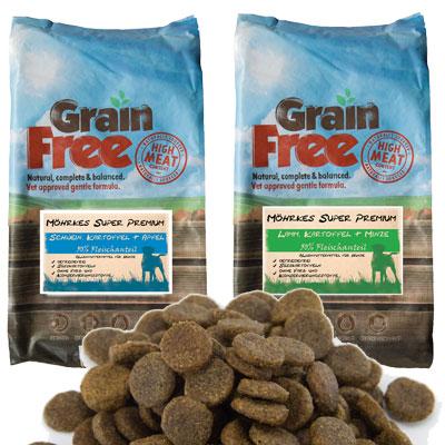 Grainfree Moehrke Lamm - Futtertest